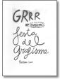 GRRR Nº 16 - ES.FESTA DEL GRAFISME
